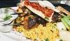 Up to 50% Off on Mediterranean Cuisine