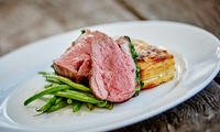Three-course Lunch for Two at Marco Pierre White Steakhouse Bar and Grill Newcastle (50% Off)