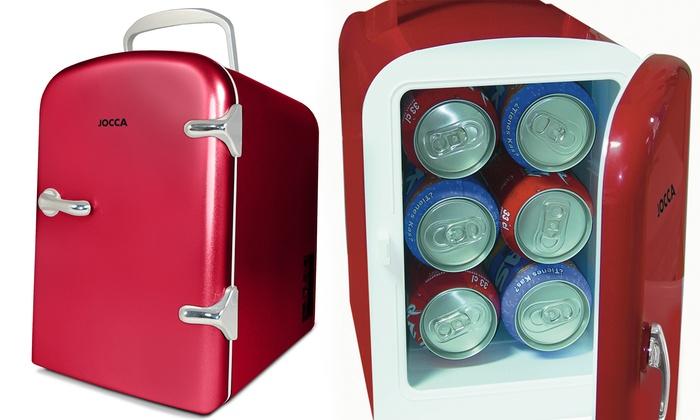 Mini Kühlschrank Billig : Jocca mini kühlschrank groupon goods