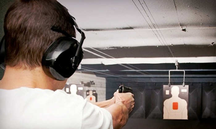 Elk Castle Shooting Sports - Fort Worth: One- or Two-Hour Shooting-Range Outing with Gun Rental at Elk Castle Shooting Sports (Up to 55% Off)
