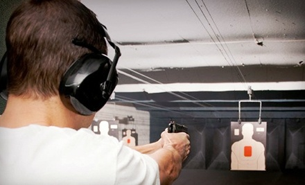 1-Hour Shooting-Range Outing (a $29 value) - Elk Castle Shooting Sports in Fort Worth