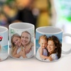 Up to 84% Off Personalized Photo Mugs