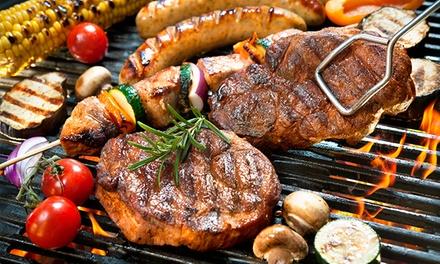 Mixed grill voor 2 6 pers. bij Pistache Halab in hartje Rotterdam