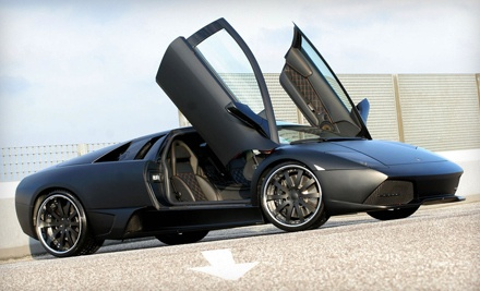 30-Minute Exotic-Car Test-Drive (a $299 value) - Exotic Car Tours in Oakville