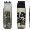 Star Wars Tritan Water Bottles with Flip-Top Caps (Set of 1 or 2)