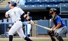 Staten Island Yankees - Richmond County Bank Ballpark: Staten Island Yankees Game Package with Grill Food and Optional Derek Jeter Statue (Up to 64% Off ). 9 Games Available.