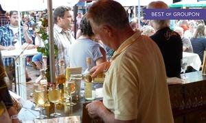 Stadt Events: 1 Ticket für Weinverkostung auf dem Weinfest in Steinhude am Sa., 10.06.2017 oder So., 11.06.2017 (50% sparen)