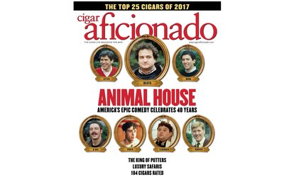 Subscription to Cigar Aficionado Magazine (Up to 40% Off)