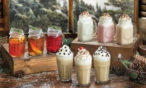 Columbus Coffee: Ciepłe i zimne napoje, desery i więcej: 11,99 zł za groupon wart 20 zł i inne opcje w Columbus Coffee