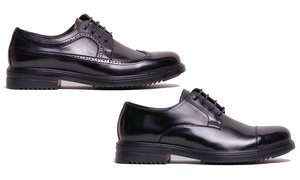 Derbies style brogue Homme