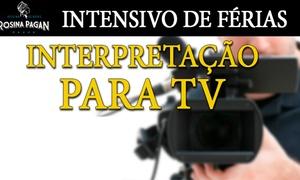Oficina de Artes Rosina Pagan: Curso de interpretação para TV adulto ou infanto-juvenil na Oficina de Artes Rosina Pagan
