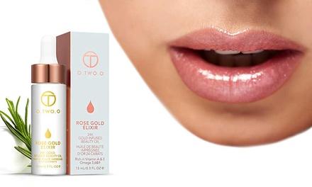 1,2 ou 3 soins pour les lèvres, Rose Gold Lip Elixir