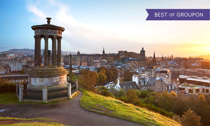 Choose Your Own Itinerary on Scottish Trip