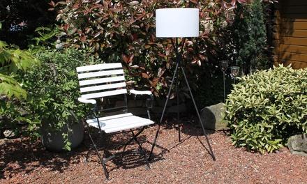 leco terrassen stehlampe groupon goods. Black Bedroom Furniture Sets. Home Design Ideas