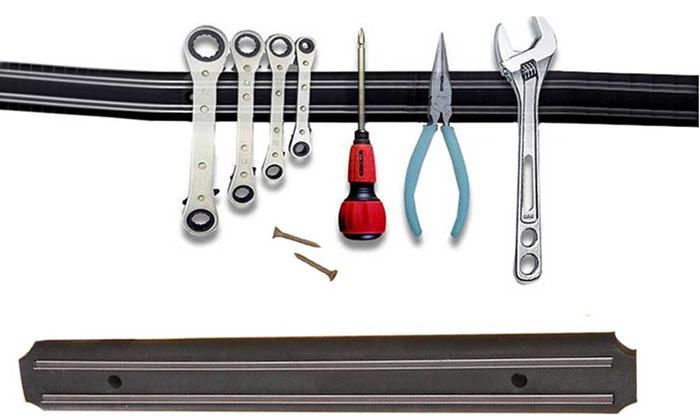 Barra magn tica para cuchillos groupon goods - Barra magnetica cuchillos ...