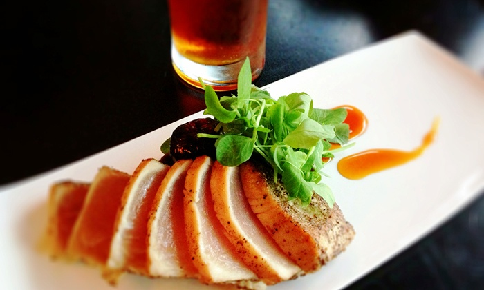 The August Jack - Kitsilano: C$28 For C$50 Worth of Tapas, Entrees and Desserts at The August Jack