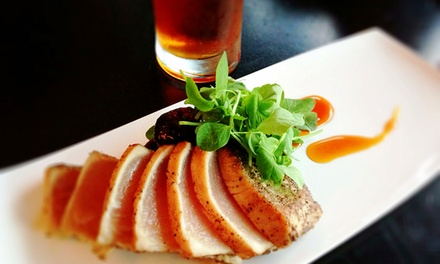 $25 For $50 Worth of Tapas, Entrees and Desserts at The August Jack
