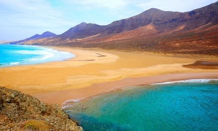 Fuerteventura: 2, 3, 5 ou 7 nuits en bungalow avec 1 chambre pour 2 personnes à Bungalows Garden Beach