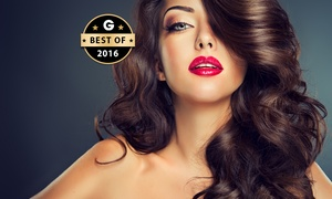 Studio Sal: $49 for a Style Cut, Treatment and Blow-Dry or $75 for a Corporate Photoshoot at Studio Sal (Up to $195 Value)