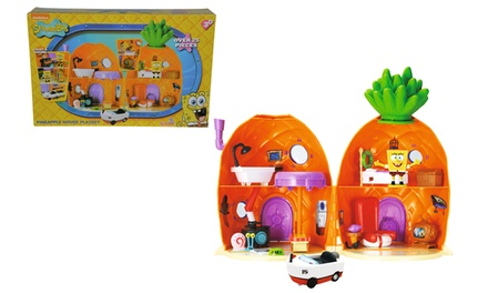 SpongeBob Pineapple House Playset