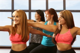 82% Off Classes at InBliss Yoga at InBliss Yoga, plus 6.0% Cash Back from Ebates.