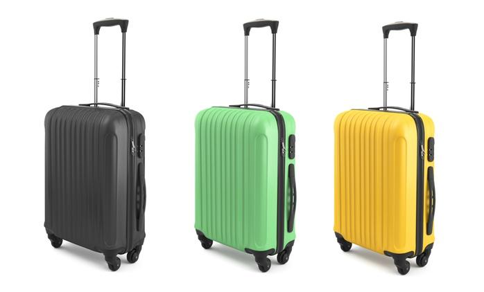 Trolley Sammy disponibile in vari colori a 29,99 € (70% di sconto)