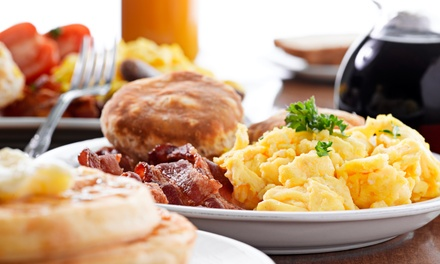Breakfast and Diner Food for Dining In or Take-Out at Pauline's Restaurant, Fullerton Location (Up to 50% Off)