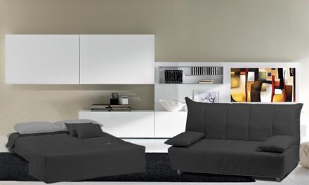 Divano Letto Bianco E Nero : Acquista linee semplici cuscino copriletto bianco e nero motivo