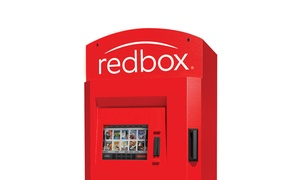 Up to 40% Off eGift Card at Redbox