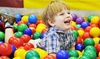 Five-Entry Kids Soft Play Pass