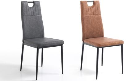 Set 4 sedie Axandra