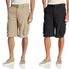 Akademiks Men's Cargo Shorts with 15-Inch Inseam