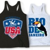 Ladies' Ready For Rio Tanks