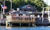 Boathouse Oyster Bar and Grill - Moreno Point South: Lunch or Dinner for 2, 4, or More at Boathouse Oyster Bar and Grill (Up to 50% Off). Four Options Available.