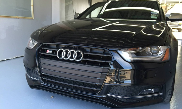 Premier Autosports - Dallas: On-Location Window Tinting for a Car from Car Tinting Dallas Premier Auto Sports (55% Off)