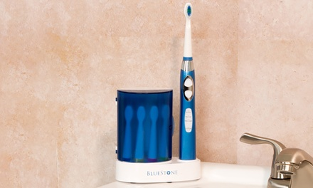 Rechargeable Sonic Toothbrush with 12 Brush Heads