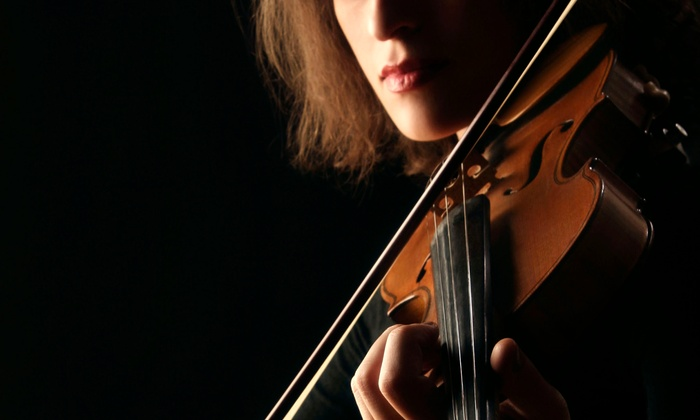 Katie Benyo Violin Lessons - Independence: $20 for a One-Hour Violin or Fiddle Lesson $40 Groupon — KCViolinist.com