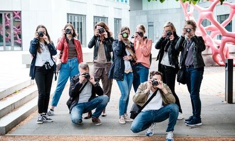 Digitalfotografie, Foto-Walk oder Foto-Safari für 1- 2 Personen in der Fotoschule Hannover