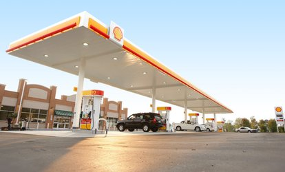 image for 25¢ Off Per Gallon on Your Next Fill-Up at a Participating Shell Station (Up to 20 Gallons)