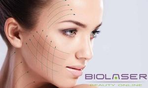 Biolaser: Una o 3 sedute di ringiovanimento del viso senza bisturi nei centri Biolaser (sconto fino a 72%). Valido in 18 sedi