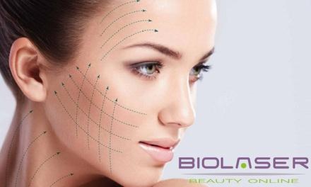 Una o 3 sedute di ringiovanimento del viso senza bisturi nei centri Biolaser (sconto fino a 72%). Valido in 24 sedi