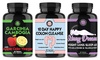 Garcinia Cambogia ACV, 10 Day Happy Colon Cleanse, and Skinny Dreams