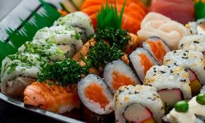Take Sushi Express: Combinado de 44 peças para delivery no Take Sushi Express – Cachoeira do Bom Jesus