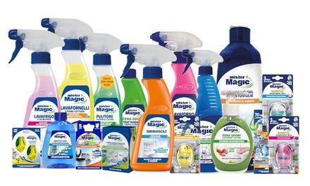 Set di pulizia Mr Magic