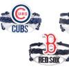 MLB Rope Bracelets by Ashley Bridget