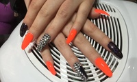 Shellac Manicure, Pedicure or Both at The Hands of Buddha (Up to 60% Off)