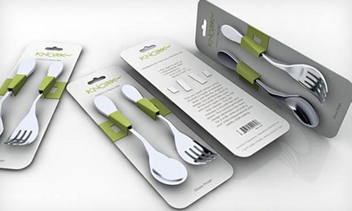 Knork Flatware: Knork Flatware (Up to 69% Off)