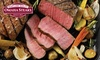 Omaha Steaks – Up to 73% Off a Fall Tailgating Meat Packages