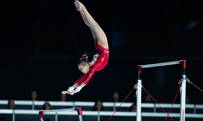 USA Gymnastics: Triple Cup Weekend - Sears Centre: USA Gymnastics Triple Cup Weekend: Nastia Liukin Cup, American Cup, or Elite Team Cup (March 2–3)