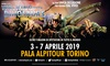 Walking with Dinosaurs a Torino